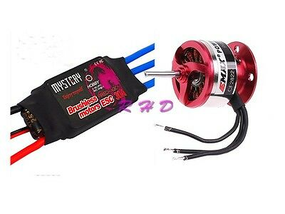 EMAX CF2822 1200KV Brushless Motor + Firedragon 30A ESC for RC Multicopter Plane