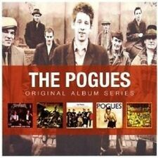 "POGUES ""ORIGINAL ALBUM SERIES"" 5 CD NEU"