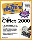 The Complete Idiot's Guide to Microsoft Office 2000 by Joe E. Kraynak (Paperback, 1999)