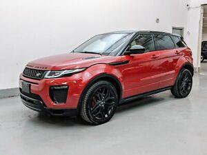 2018 Land Rover Range Rover Evoque HSE Dynamic !