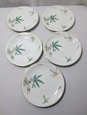 Vintage Noritake Canton Covered Vegetable Bowl Fine China #5027 VGC
