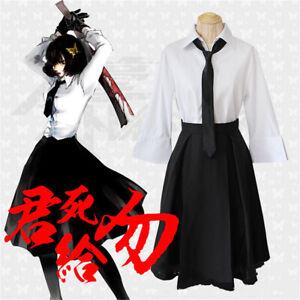 Bungo-Stray-Dogs-Halloween-Womens-Akiko-Yosano-School-Uniform-Cosplay-Costume