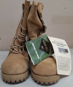 1dd3c1e347a Details about NWT BELLEVILLE MILITARY BOOTS INTERMEDIATE COLD/WET WEATHER 5  W DESERT TAN