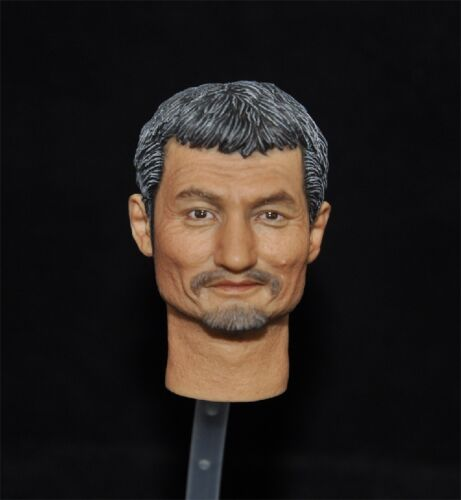 HOT FIGURE TOYS 1//6 headplay Hark Tsui headsculpt director