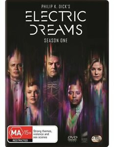 Philip-K-Dick-039-s-Electric-Dreams-Season-1-DVD-NEW-Region-4-Australia