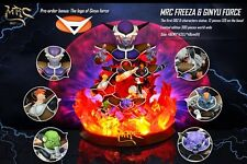 MRC Dragon ball Z Resin Statue Freeza & Ginyu Force Diorama Figure NEW