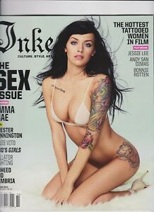 INKED TATTOO MAGAZINE FE 2013, CULTURE, STYLE, ART. | eBay