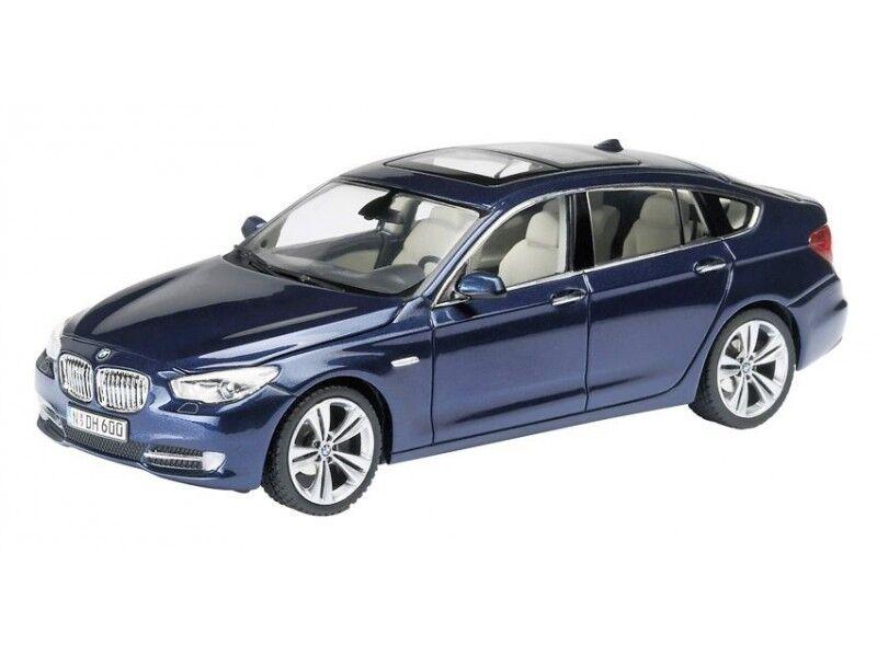 BMW 5GT Gran Turismo bleu 1 43 Schuco