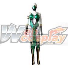 Mortal Kombat 9 Jade Cosplay Costume Custom Made