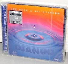 DMP Hybrid SACD 13: Joe Beck / Ali Ryerson - DJANGO - 2001 OOP USA Factory SEALD