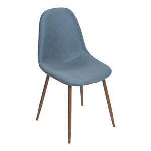 Fabulous Details About George Oliver Birdsall Mid Century Modern Upholstered Dining Chair Set Of 2 Pdpeps Interior Chair Design Pdpepsorg