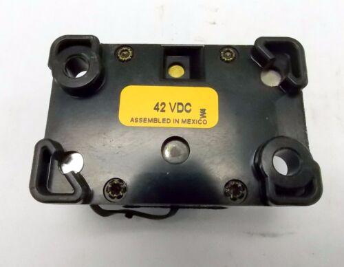 Buss Hi-Amp 70 Amp Boat Circuit Breaker Switch 42 VDC Waterproof  # 184070F NEW