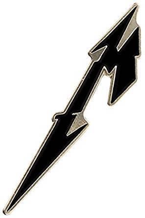 Metallica Enamel Pin Badges Choose From Glitch Damage Inc /& Snake Ninja Star