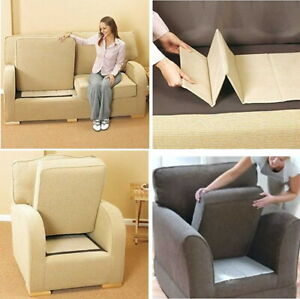 New Deluxe Sofa Seat Settee Saver Rejuvenator Boards Sagging Support - 3 SEATER
