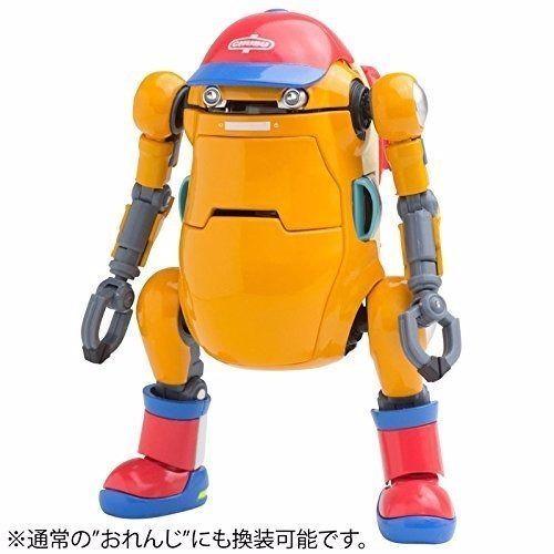Sentinel 35 MechatroWeGo Deluxe orange 1 35 Action Figure NEW from Japan F S
