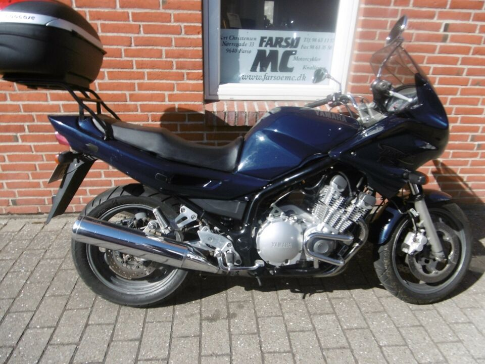 Yamaha, xj900s, ccm 900