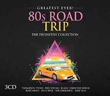 80S ROAD TRIP-GREATEST EVER (Tears for Fears, Yazoo, Thompson Twins) 3 CD NEU