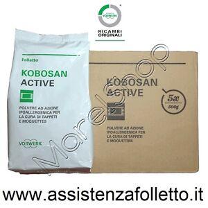 CONFEZIONE-KOBOSAN-5-BUSTE-500-GRAMMI-ORIGINALE-VORWERK-FOLLETTO-51391