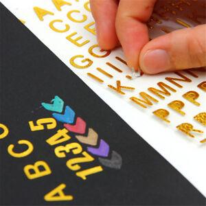 Photo-Gold-Letter-Decor-Self-adhesive-Sticker-for-Scrapbooking-DIY-NewArriva-N-U