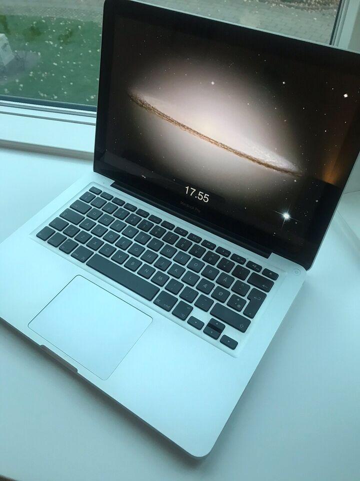 """MacBook Pro, MacBook pro 13"""" 2010, 2,66 GHz Intel core 2 Duo"""
