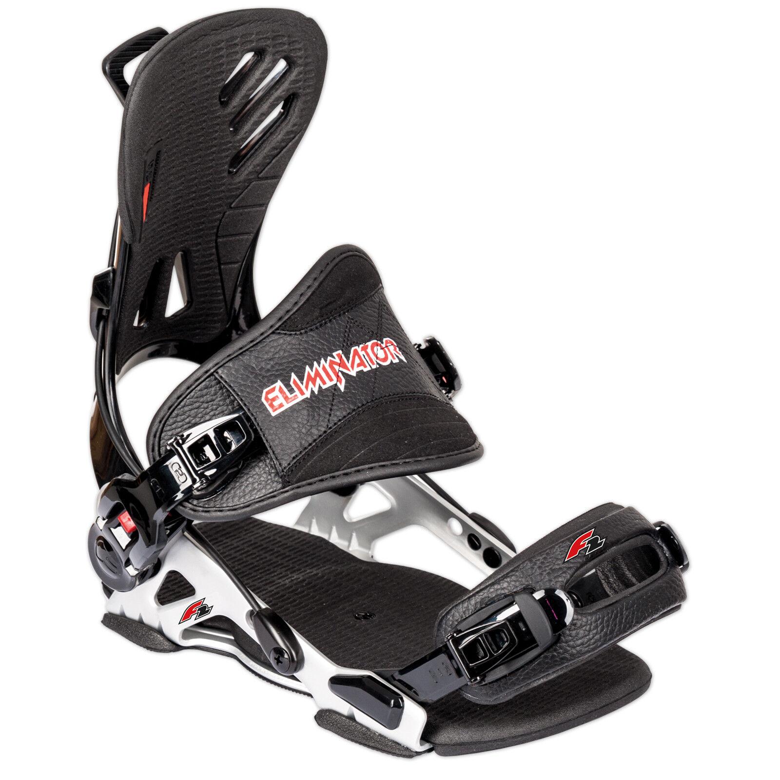 F2 Eliminator Carve Fastec Fijación 2019  Snowboard Softbota Fijación Talla XL