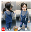 26-style-Kids-Baby-Boys-Girls-Overalls-Denim-Pants-Cartoon-Jeans-Casual-Jumpers thumbnail 50