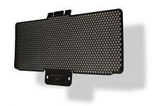 DUCATI 899 Panigale Upper Black Radiator Guard/Cover/Shield Evotech Performance