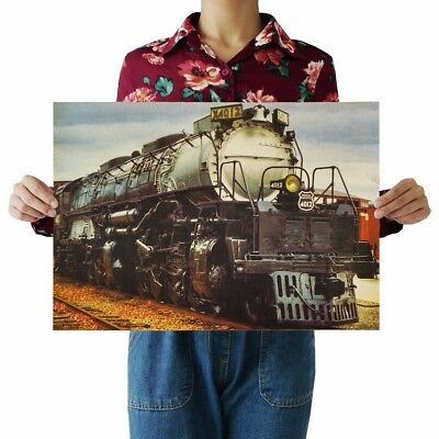 3476.Locomotive Train German Railroad POSTER.Deco Room art Retro wall decoration