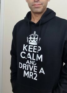 Keep Calm and drive a Hiace Hoodie New Funny Ideal Birthday Gift