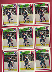 9-X-1988-89-OPC-TOPPS-65-JETS-DALE-HAWERCHUK-CARD