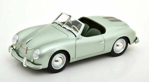Porsche 356 America Roadster silber 1952 - 1:18 Cult Scale limited