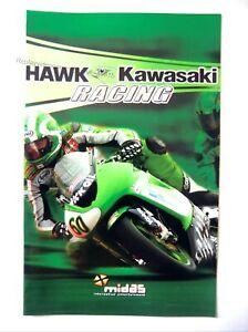 49815-Instruction-Booklet-Hawk-Kawasaki-Racing-Sony-PS2-Playstation-2-2006