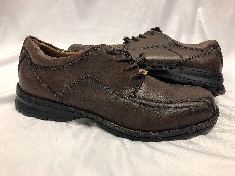 Dockers  Men's Casual PRO STYLE Shoes  Brown Leather Size 11.5