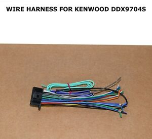 FREE FAST SHIPPING* 22PIN WIRE HARNESS FOR KENWOOD DDX9903S DDX-9903S * USA
