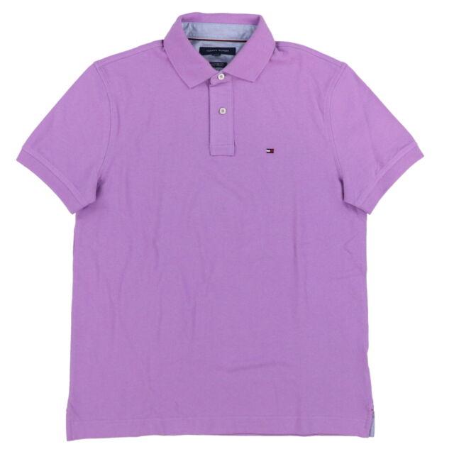 Tommy Hilfiger Herren Poloshirt Classic Fit Rosa