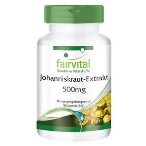 Johanniskraut-Extrakt-500mg-m-Hypericin-90-Kapseln-Reinsubstanz-vegan-Fairvital