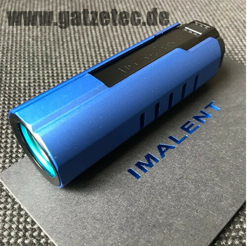 Imalent LD70 LED Taschenlampe mit 4000 Lumen und in vier Farben