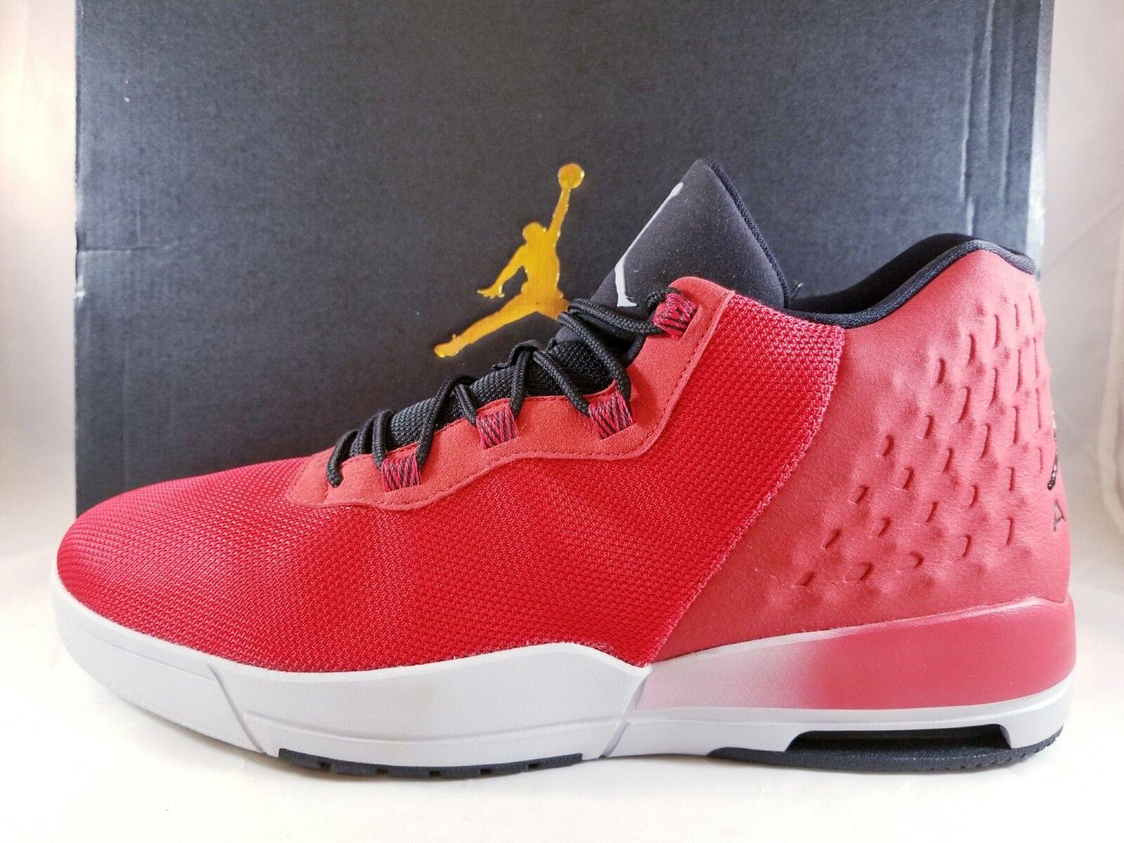 Nike Shoe Jordan Academy Men's Basketball Shoe Nike 844515 600 Size 12 de784d