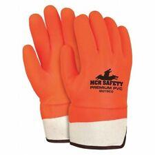Mcr Safety 6521sco 12 Chemical Resistant Gloves Pvc L 12pk