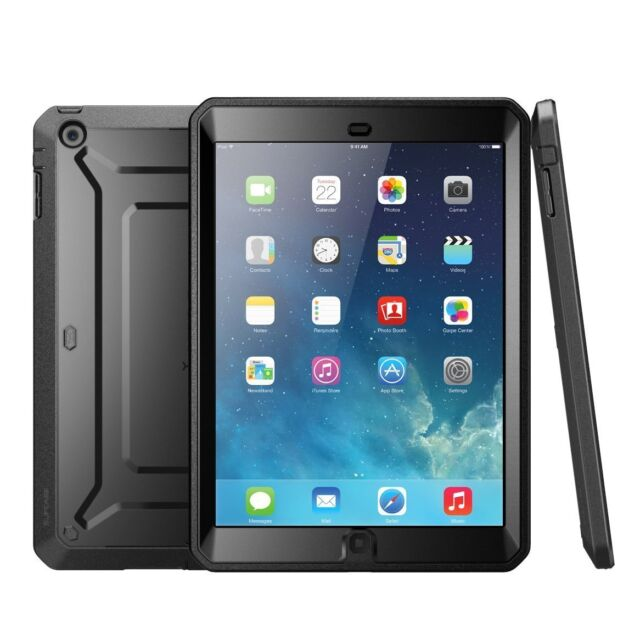 online retailer eacdd 71c58 iPad Air 5th Generation Case SUPCASE Heavy Duty Beetle Defense Series  Full-body