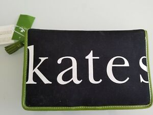 Super-Rare-New-with-tags-Kate-Spade-New-York-Travel-Scrabble-Game-by-Hasbro-Bag