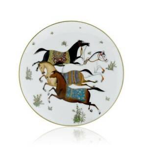 Hermes-Cheval-D-039-Orient-Plat-Dessert-Hermes-Cheval-D-039-Orient-009807P