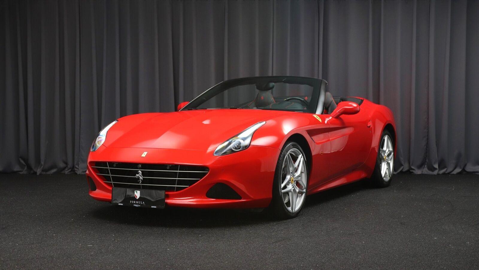 Ferrari California T 3,8 Handling Speciale F1 2d