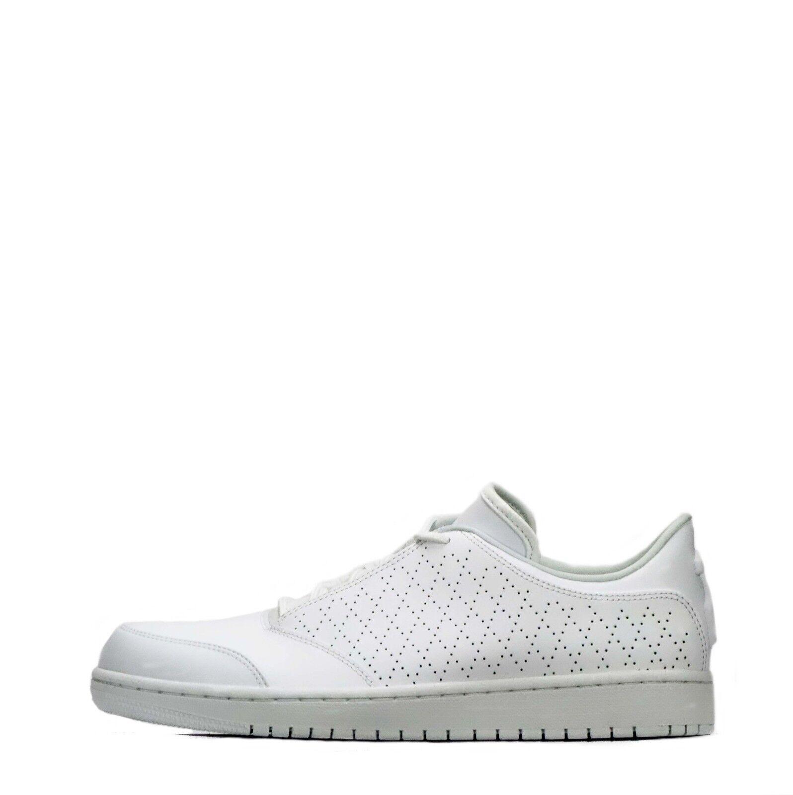 Nike jordan 1 volo 5 bassa / scarpe da uomo bianco / bassa bianco 348bb9