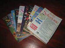 """Lotto/Stock/Libri/Giornali/Riviste"""" SELEZIONE READER'S DIGEST """"Anni 80-90/Pz.10"""