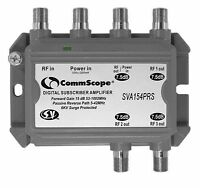 Commscope Sv-a15-4prs Digital Subscriber Amplifier Fast Shipping