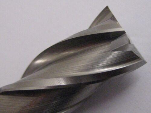 13mm END MILL HSS M2 4 FLUTED BOTTOM CUTTING EUROPA TOOL CLARKSON 3072011300  60