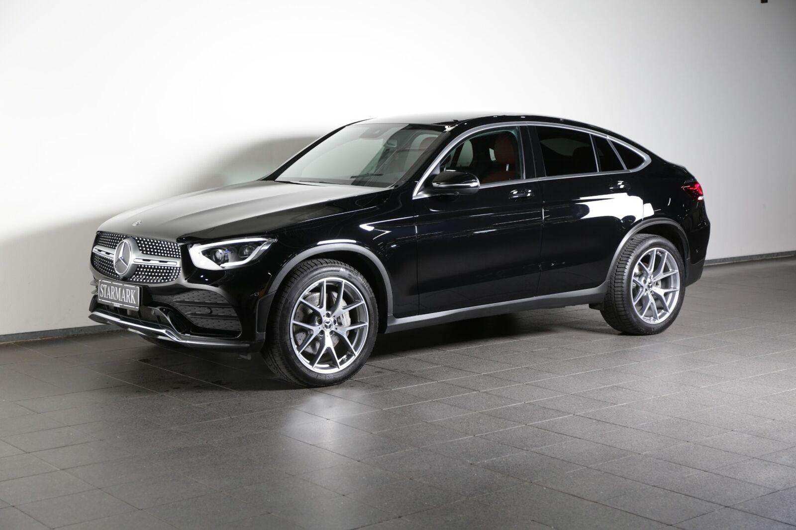 Mercedes-Benz GLC300 d 2,0 AMG Line Coupé aut. 4-M
