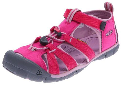 Keen Kinder Outdoor-Sandalen Seacamp II CNX C Very Berry Dawn Pink