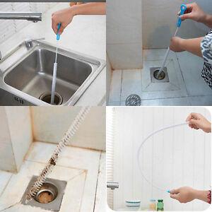 Rohrreinigungsspirale rohrspirale abflu spirale abfluss badezimmer k che 71cm ebay - Badezimmer abfluss ...